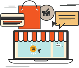 services ecommerce design
