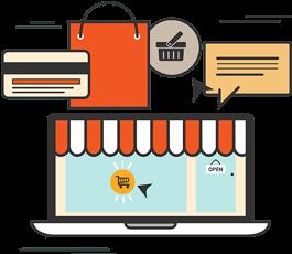 services ecommerce design